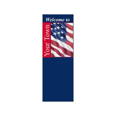 30 x 60 in. Seasonal Banner Welcome Flag