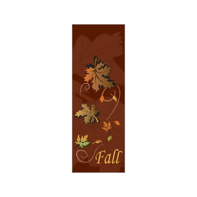 30 x 84 in. Seasonal Banner Fall is in the Air